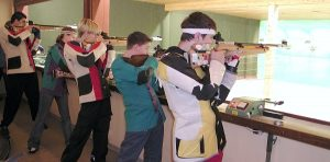 Youth Sport Shooting Competition