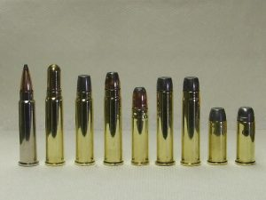 WIldcat ammo includes all shapes and sizes