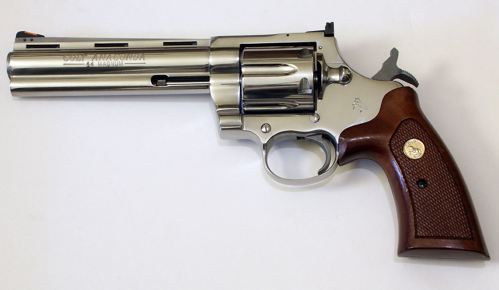 Today's Best  44 Mag Revolvers » Bigger, Better Shooting