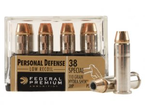 .38 Special ammo remains popular