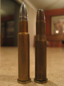Improved .30-30 ammunition